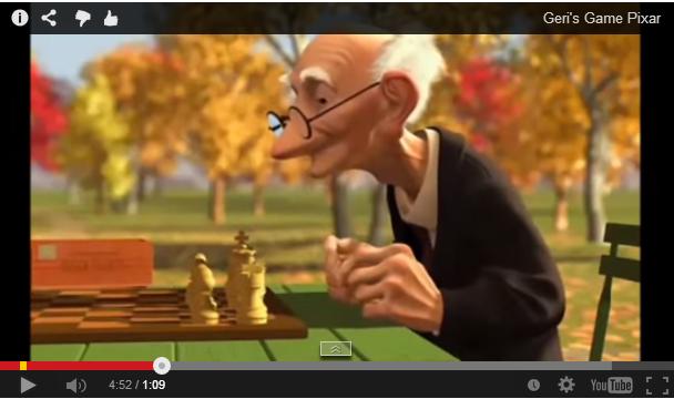 משחק שחמט