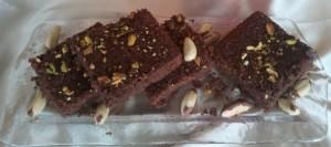 עוגת תופין (טורט) שוקולדית