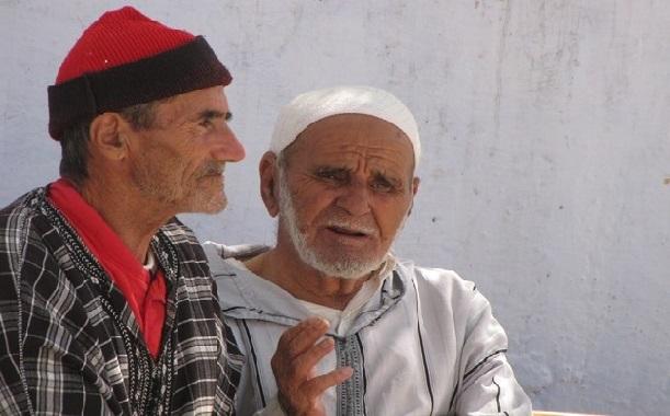 מרוקאים_בלבוש_מסורתי
