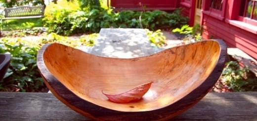 עלה בקערת עץ - עותק (3)