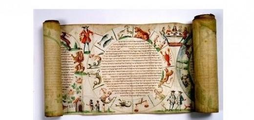 גלגל המזלות במגילה - עותק