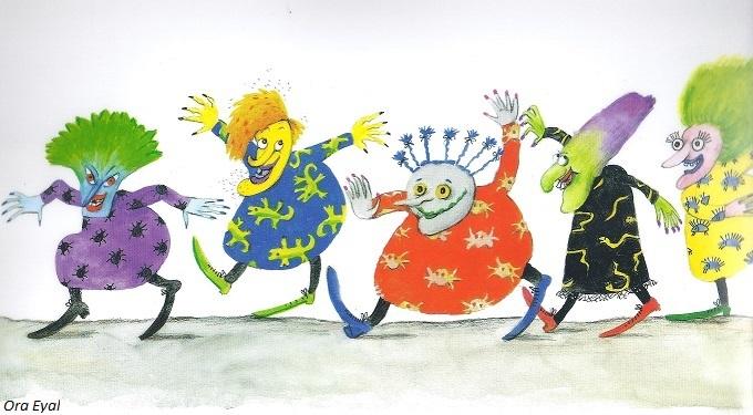 חמש מכשפות