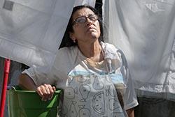 Still ' The Second Mother ' - ' Que Horas Ela Volta '