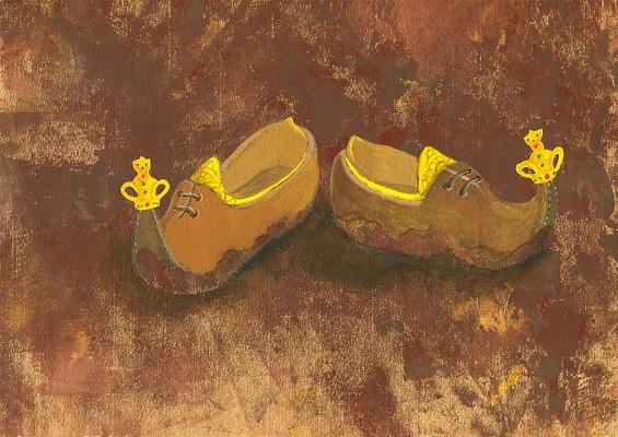 נעלי הסולטן - עותק