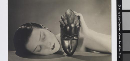 Man Ray, Noire et Blanche_, 1928_B18_1316 _5374 (1)